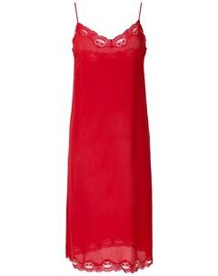Платье комбинация Sodo длины миди Andrea bogosian