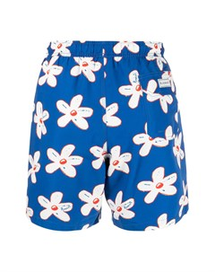 Плавки шорты с принтом Daisy Bluemint