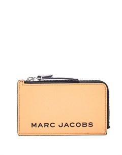 Маленький кошелек The Bold в стиле колор блок Marc jacobs