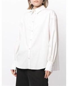 Поплиновая рубашка Camellia Adeam