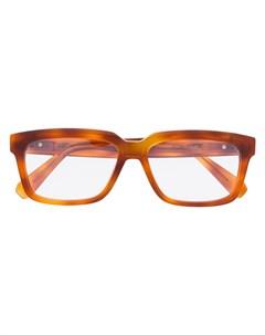 Очки черепаховой расцветки Brioni