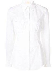 Приталенная рубашка Sara battaglia