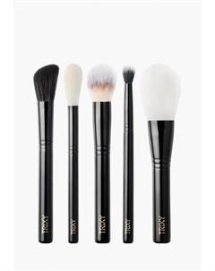 Набор кистей для макияжа Trixy beauty