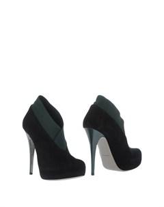 Полусапоги и высокие ботинки Ernesto esposito