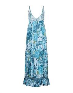 Длинное платье Debbie katz