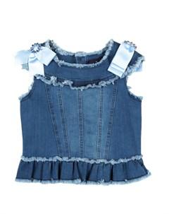 Джинсовая рубашка Mimisol