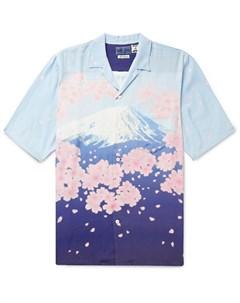Pубашка Blue blue japan