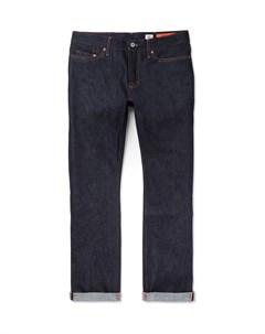 Джинсовые брюки Jean shop