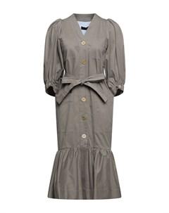 Платье до колена Eudon choi