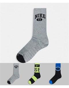 Набор из трех пар носков Nike Everyday Max Lightweight Nike sb