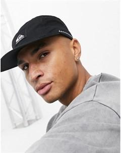 Черная кепка Flowbait Quiksilver