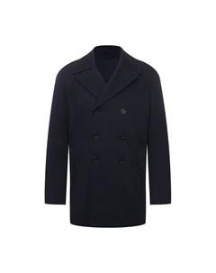 Хлопковое пальто Aspesi