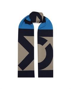 Шерстяной шарф Sport Kenzo