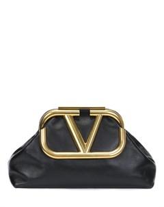 Клатч кожаный SuperVee Valentino garavani