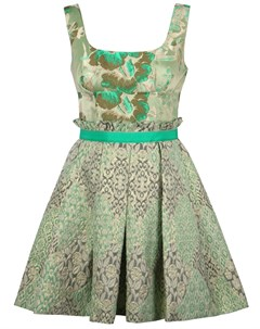Асимметричное платье Christian pellizzari
