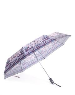 Зонт автомат с принтом Eleganzza