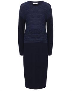 Платье трикотажное с люрексом Ereda