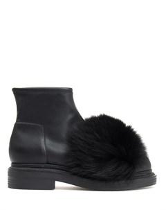 Кожаные ботинки Grey mer