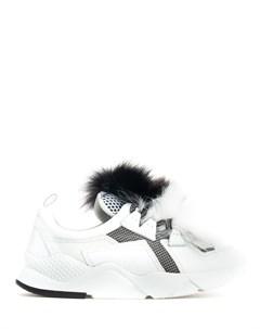 Комбинированные кроссовки Grey mer