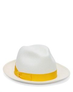 Шляпа соломенная Borsalino