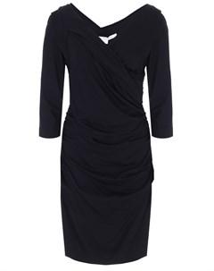 Платье с драпировками Diane von furstenberg