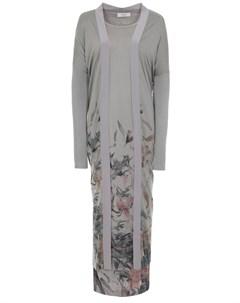 Комплект кардиган и платье Ereda