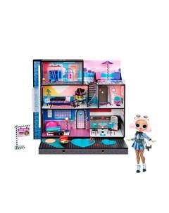 Дом OMG Stage с куклой OMG Lol