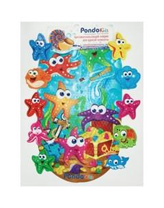 Коврик Kids Набор для ванны Красное Море PK 0043 Pondo