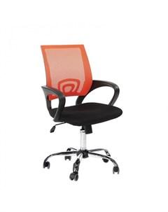 Офисное кресло 304 TC Net хром Easy chair