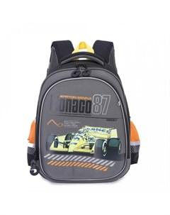 Рюкзак школьный RA 978 2 Grizzly