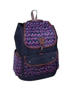 Рюкзак 1 отделение 3 кармана ArtSpace Freedom 40x29x15 см Bdg_18000 Спейс