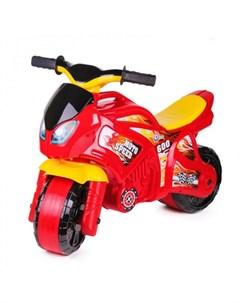 Каталка Мотоцикл беговел Moto Speed Технок
