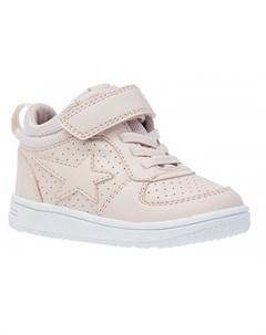 Ботинки для девочки со звездой Котофей