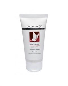 Гель пилинг для лица противовосполительный Anti Acne 50 мл Medical collagene 3d