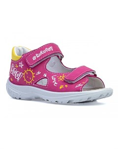 Туфли открытые для девочки Boo Котофей