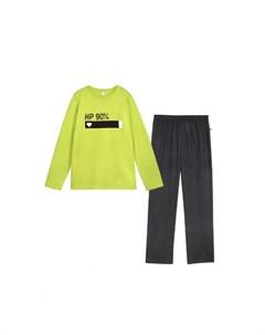 Пижама для мальчика Like Джемпер и брюки 362Л 161 Bossa nova