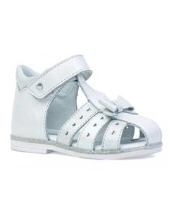 Туфли открытые для девочки Сердечки Котофей