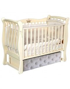 Детская кроватка Viana Elegance Premium универсальный маятник Oliver®