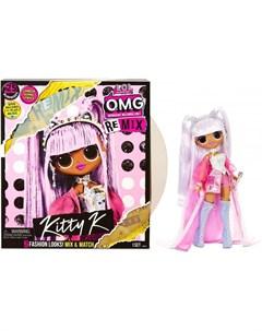 Кукла OMG Remix Kitty K Lol