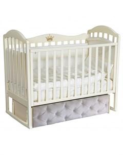 Детская кроватка Emily 7 универсальный маятник Кедр
