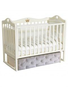 Детская кроватка Каролина 5 универсальный маятник Антел