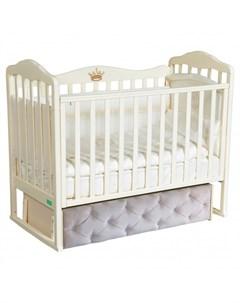 Детская кроватка Amanda Premium универсальный маятник Palermo