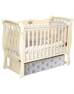 Детская кроватка Andrea Elegance Premium универсальный маятник Francesca
