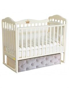 Детская кроватка Aprica Premium универсальный маятник Luciano