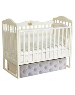 Детская кроватка Helen 8 универсальный маятник Кедр