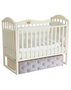 Детская кроватка Linda Premium универсальный маятник Palermo
