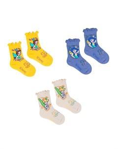 Носки 3 пары Master socks