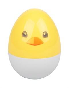 Неваляшка Цыпленок жёлтый Игруша