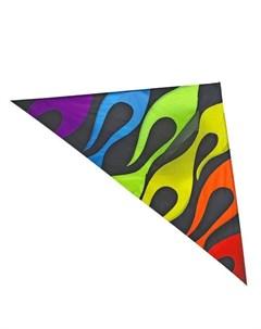Воздушный змей Многоцвет 200х100см X-match