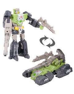 Трансформер Megapower Робот танк Robotron